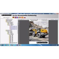 Libherr Lidos Parts Catalog...