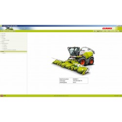 Claas CDS 7.5 Diagnostic...