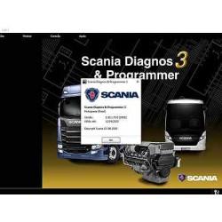 Scania SDP3 2.44.5