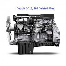 Detroit  Diesel DD15, S60...
