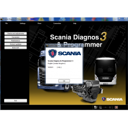 Scania SDP3 2.46.1+ KG