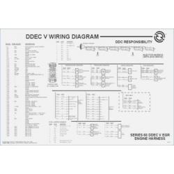 Detroit DDEC V 630 hp Flash...