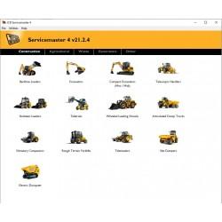 JCB ServiceMaster 4 v21.2.4
