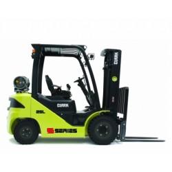 Clark Forklift WinGPI 5.2...